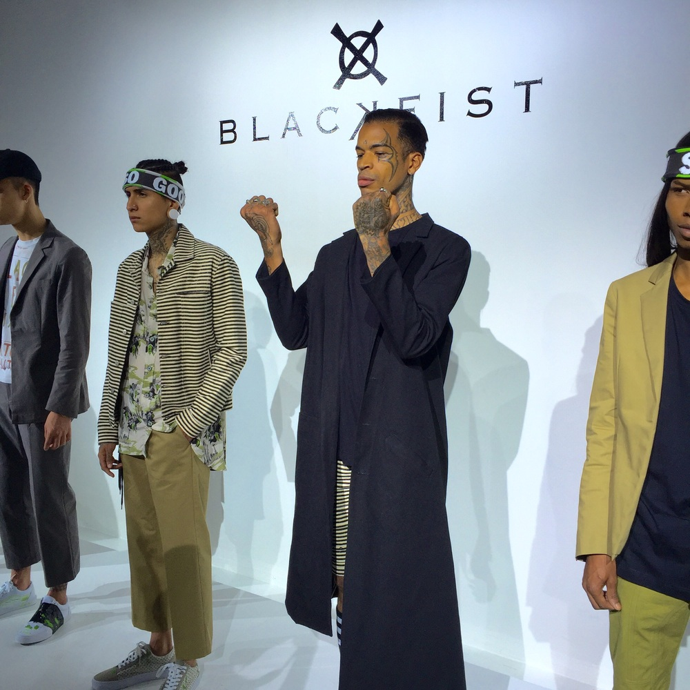 BLACKFIST Label was the epitome of a Fashion Goon Squad. Everything about it screamed REBELLIOUS AND UNRULY.
