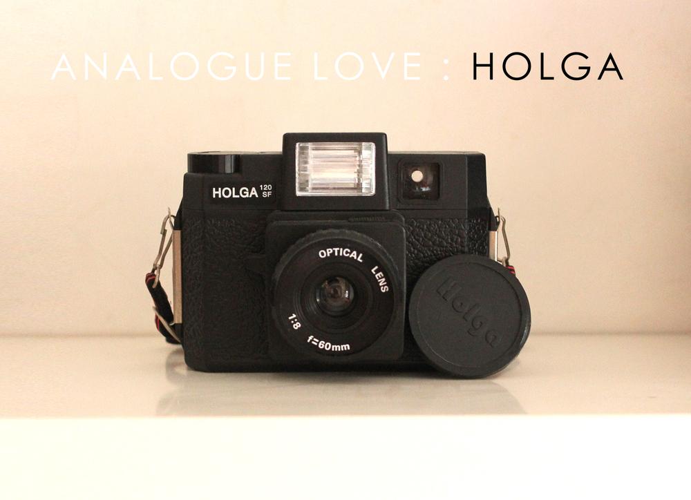 holga lomography camera