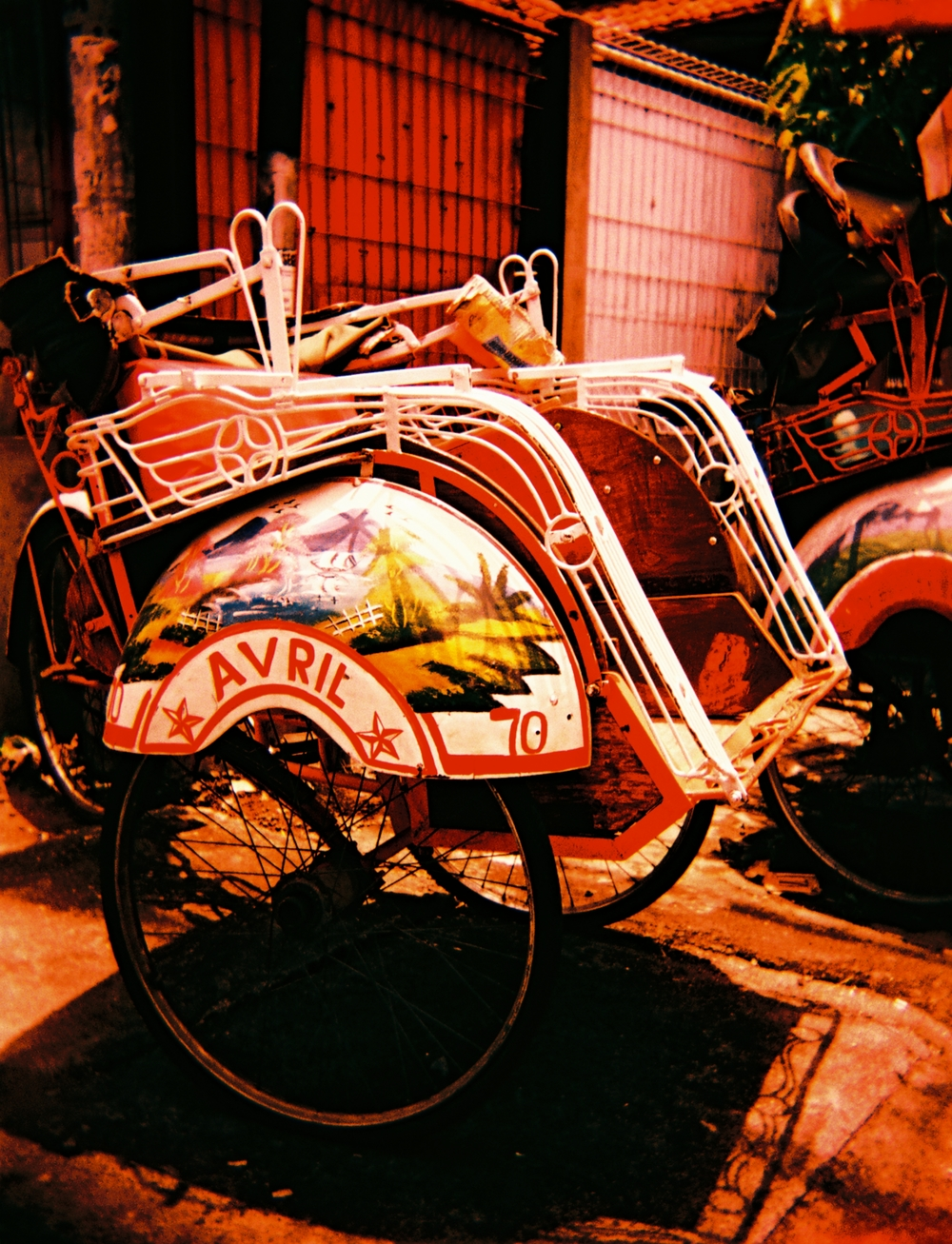 Transport in Seminyak Holga