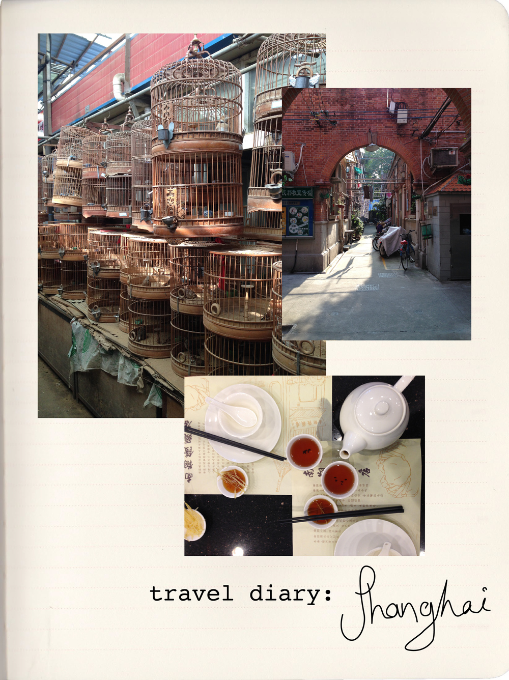 Travel Diary Shanghai