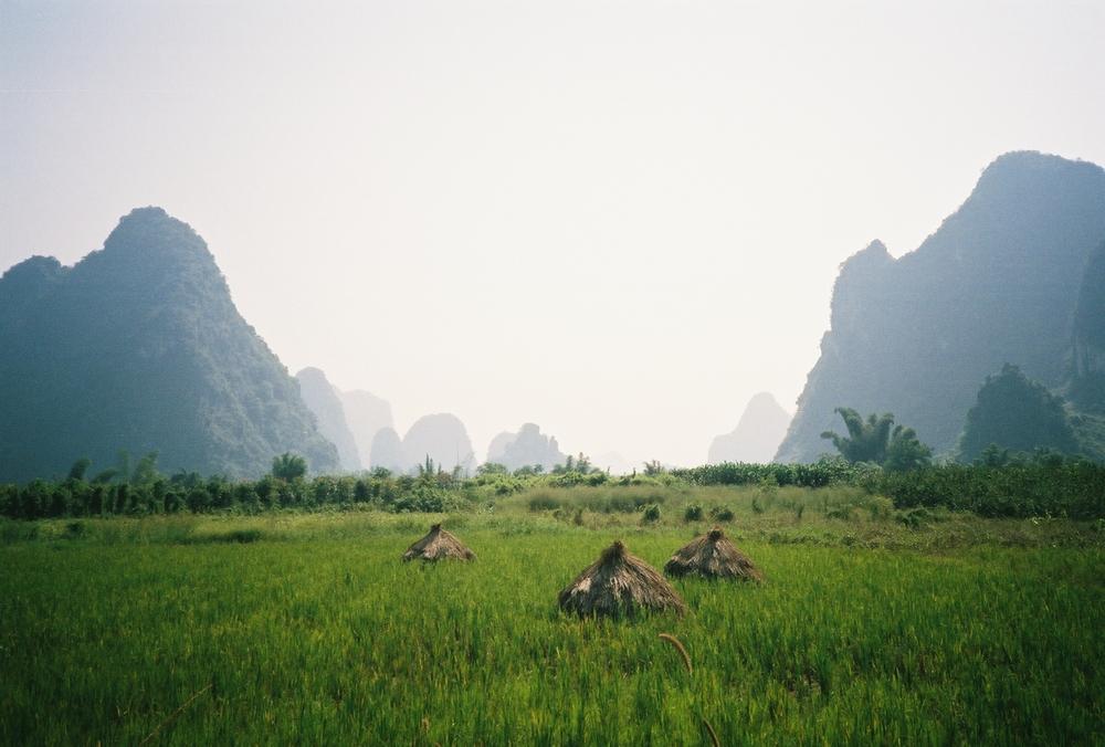 Yangzhou, China 2013