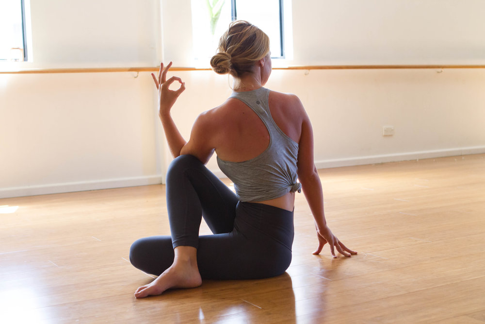 Chill    Balancing a light flow with restorative postures, slow and steady to bring you back to centre, this class is a perfect compliment to your busy life. Pair with a Yang Class for the ultimate physical balance.