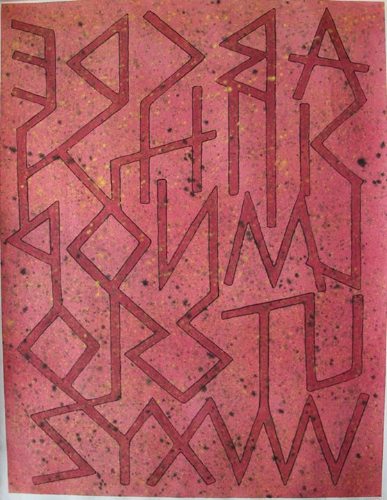 Lithograph, 77.5 x 54.5cm, Signed Lower Right, Stamped with the Cardozo Insignia and Dated Oct '69, numbered 26/50.