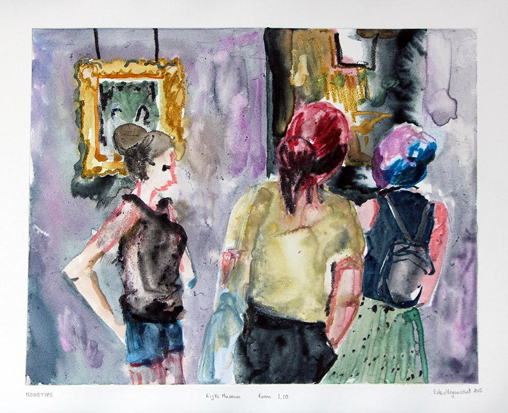 'Room 1.10, Rijks'   Monotype   297 x 420 mm R 3 800