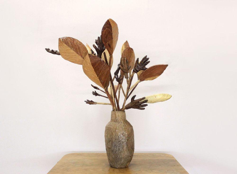 Daniella Mooney    For All the Hands    Mixed Wood Sculpture    R 22 000