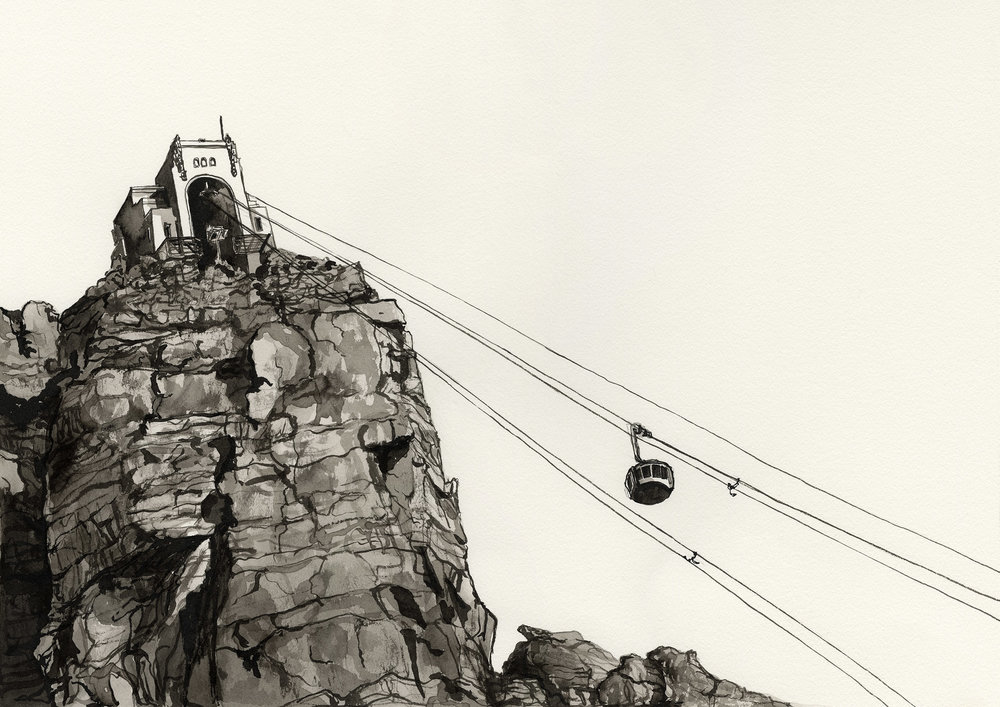 15. The Cable Car