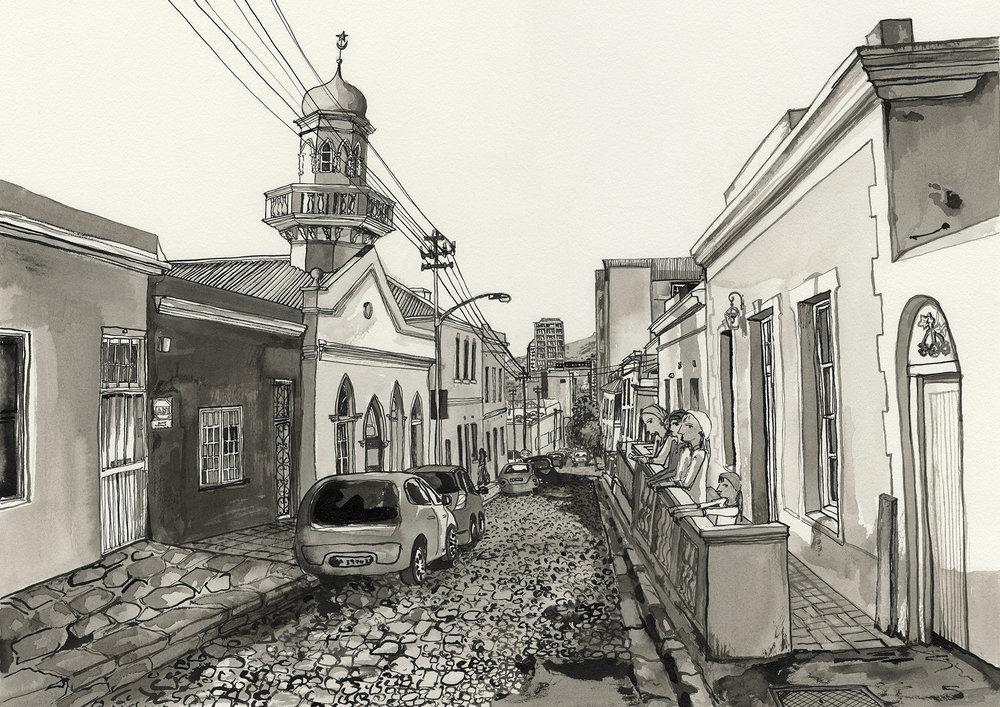 20. Longmarket Street, Bokaap