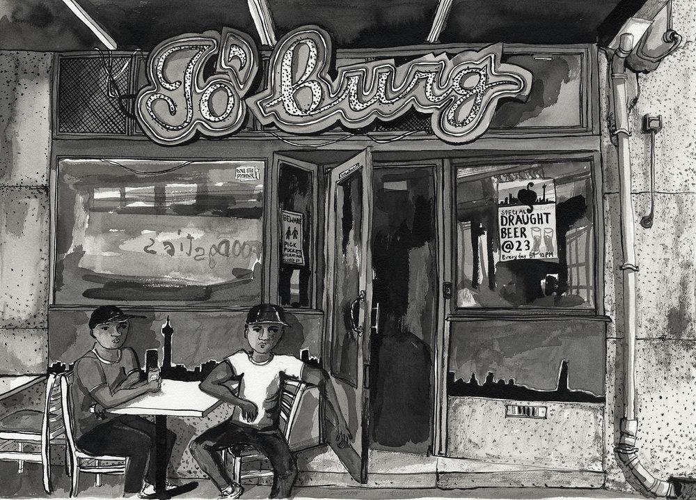 28. Joburg Bar