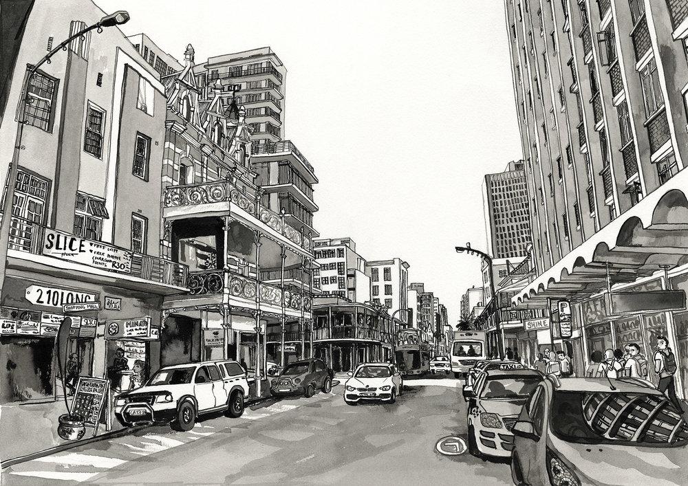 34. Long Street View