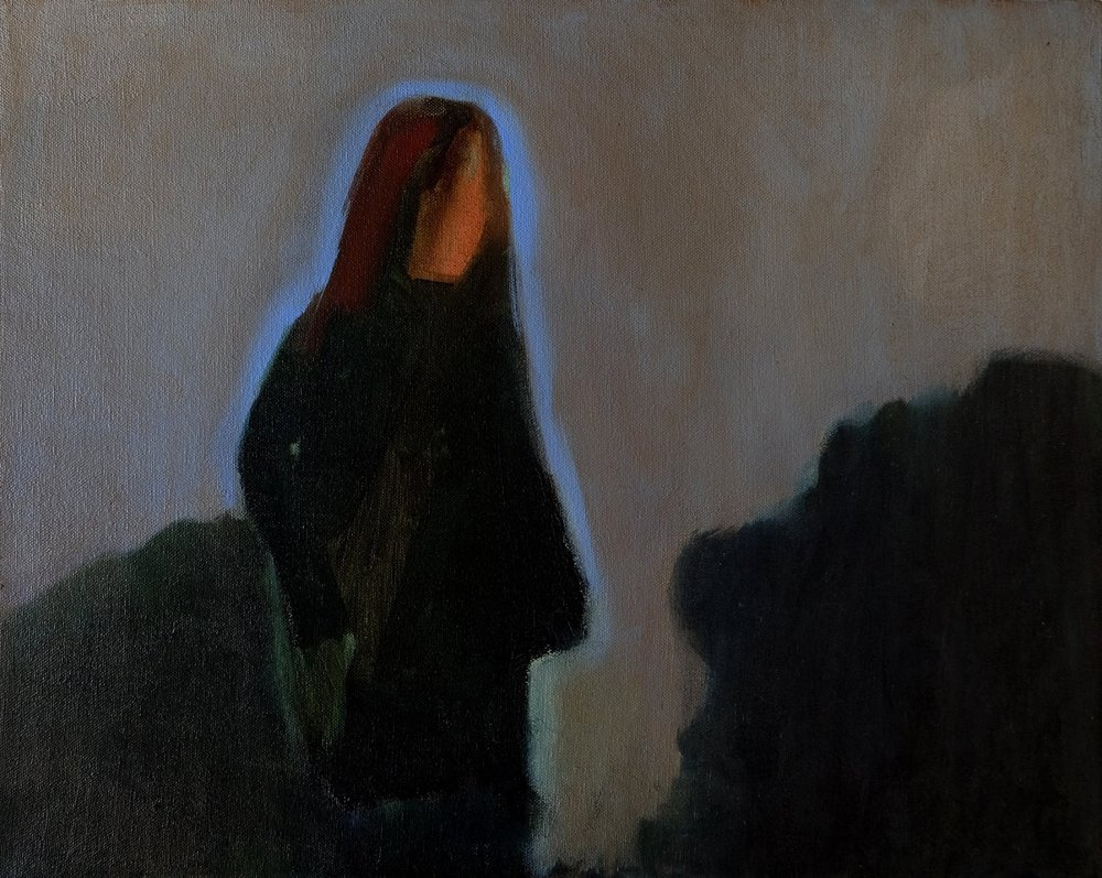 "Lara Feldman ""Landscape"" Oil on Canvas 40 x 50cm R6 400"