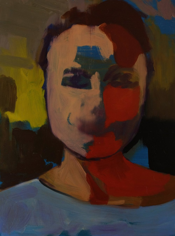 "Lara Feldman ""Barcelona"" Oil on Panel 40 x 30cm R6 800"