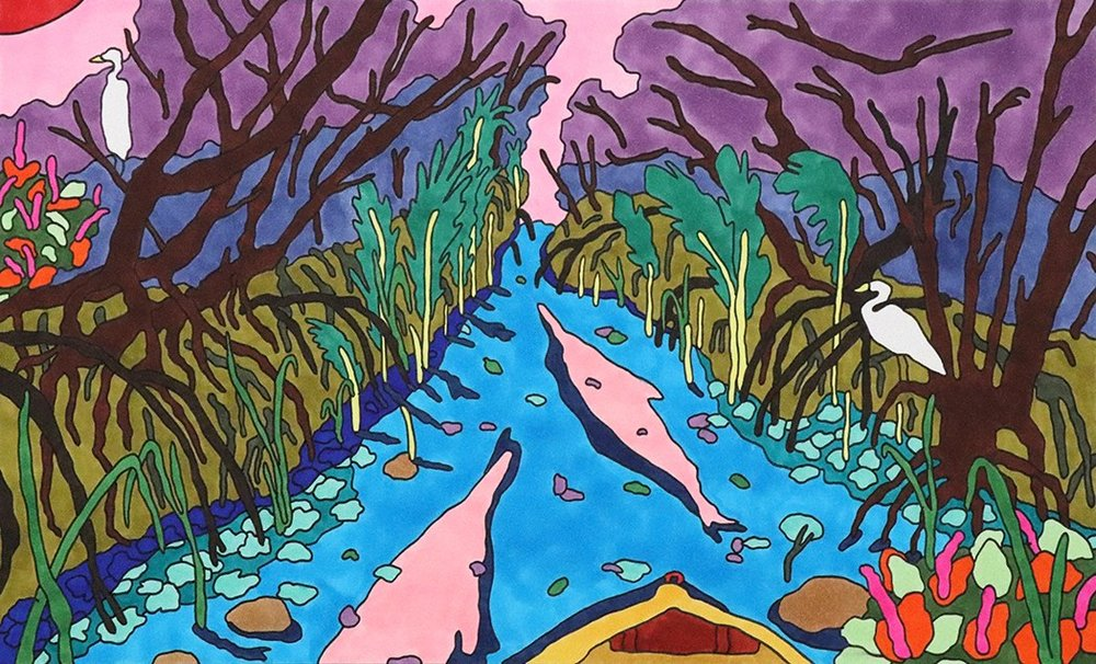 The Mangroves Made For You and Me