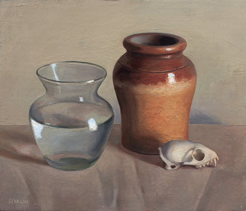 Water, Clay, Bone