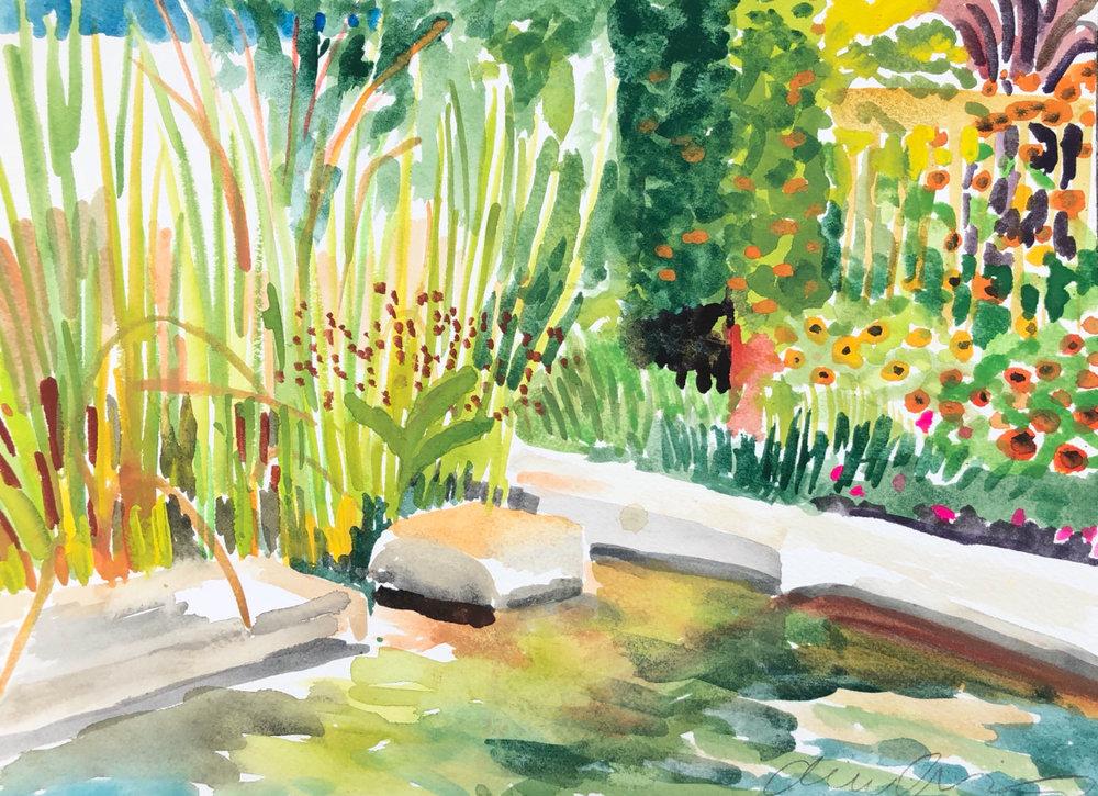 Flora's Garden