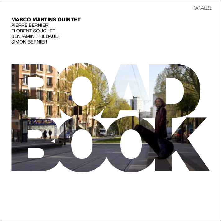 MARCO MARTINS QUINTET - ROADBOOK (2016)