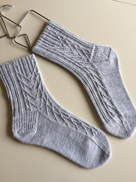 michelle166's Hulanicki socks