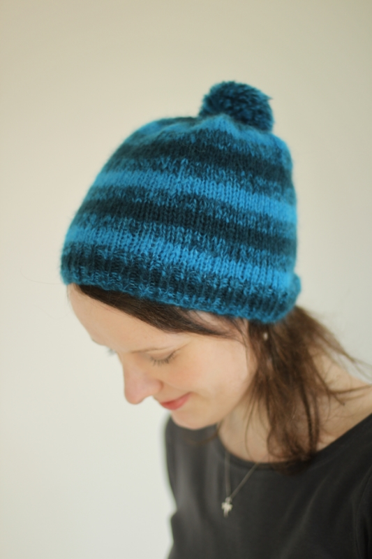 Becloud Hat by Charlotte Walford