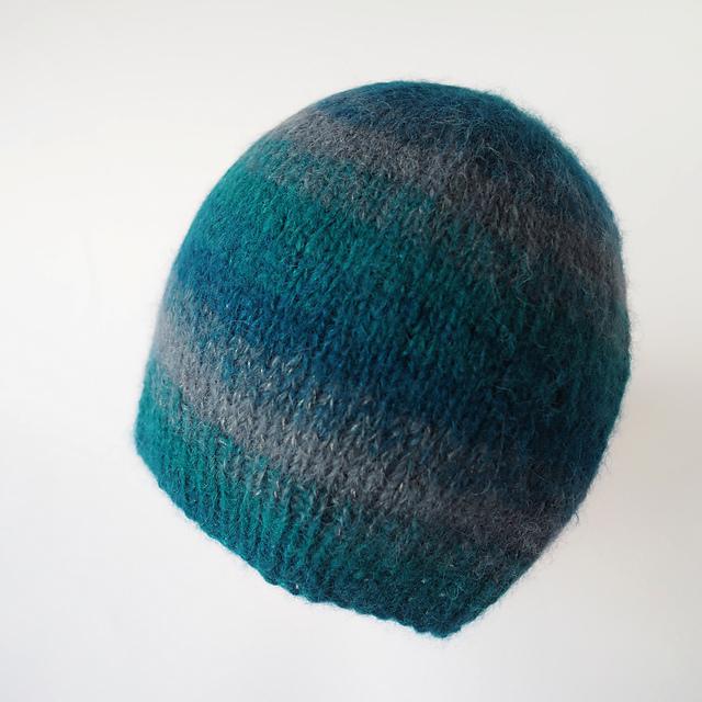 snowywolf's Becloud Hat