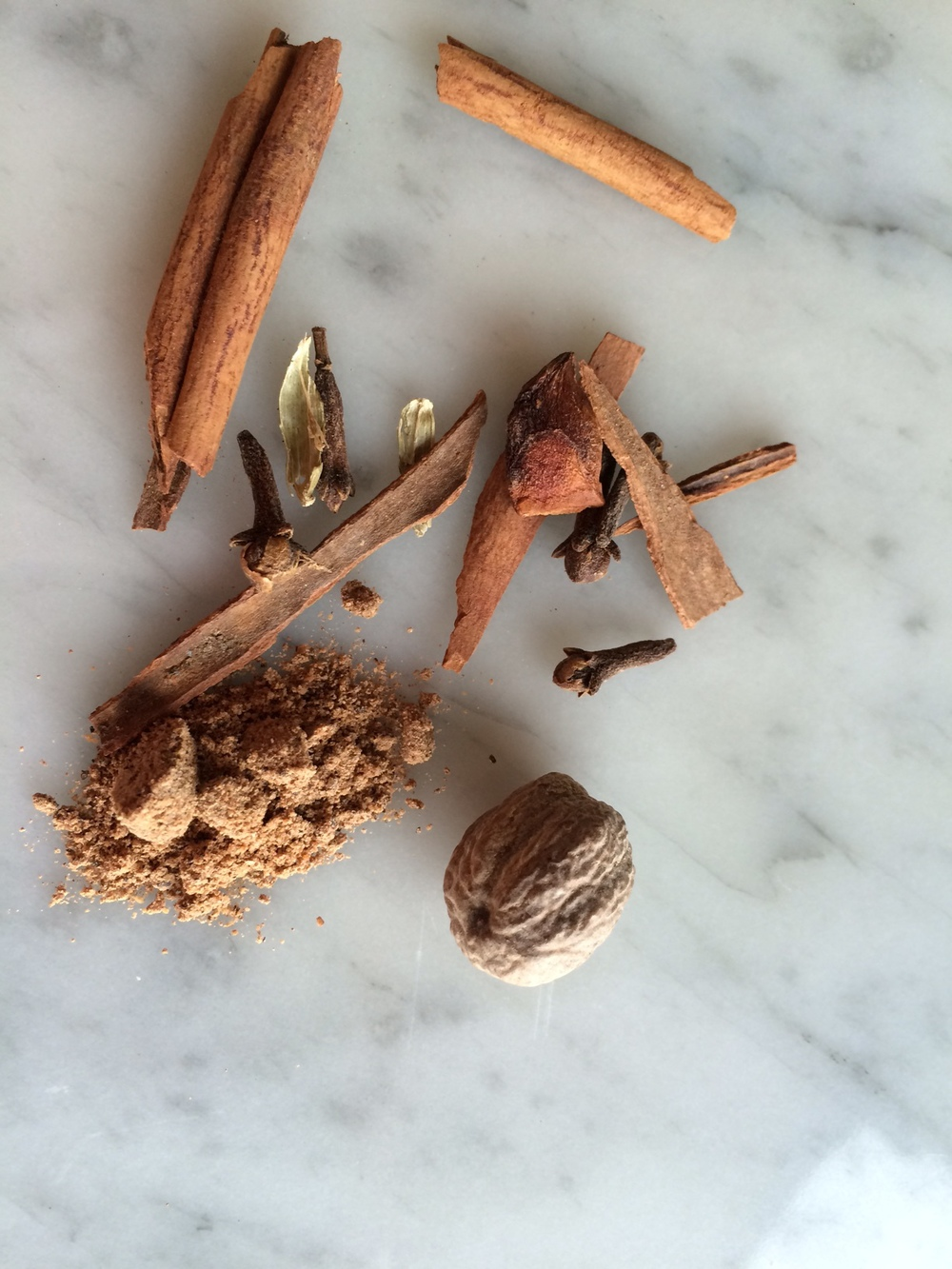 Spice mix perfect for cider from South Pond Farms