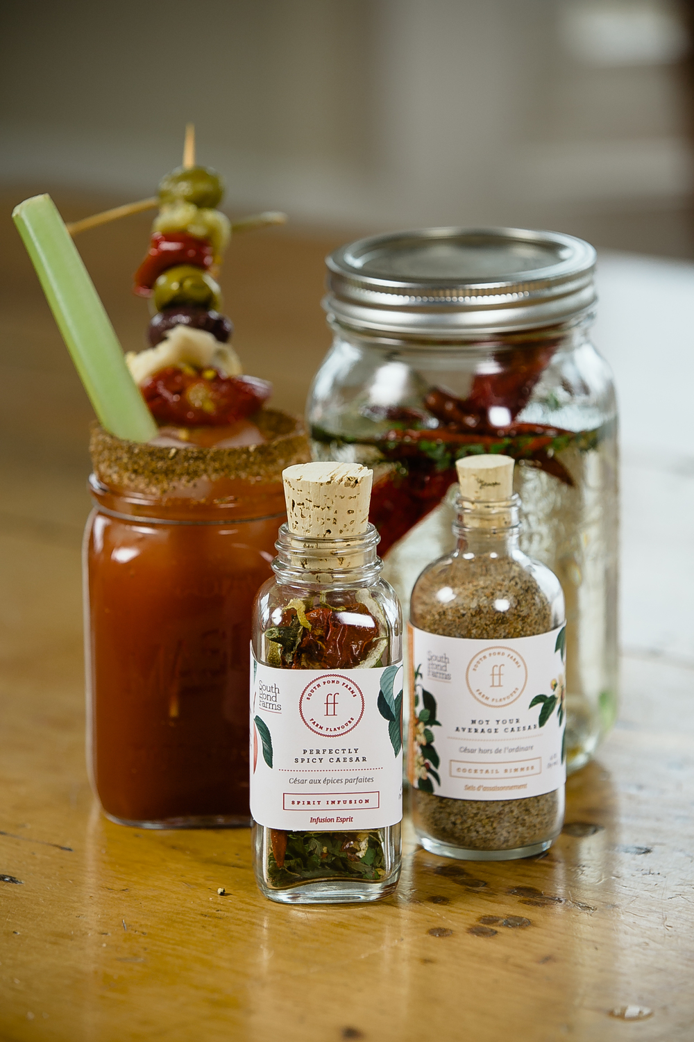 Our Caesar Set makes a perfect gift!