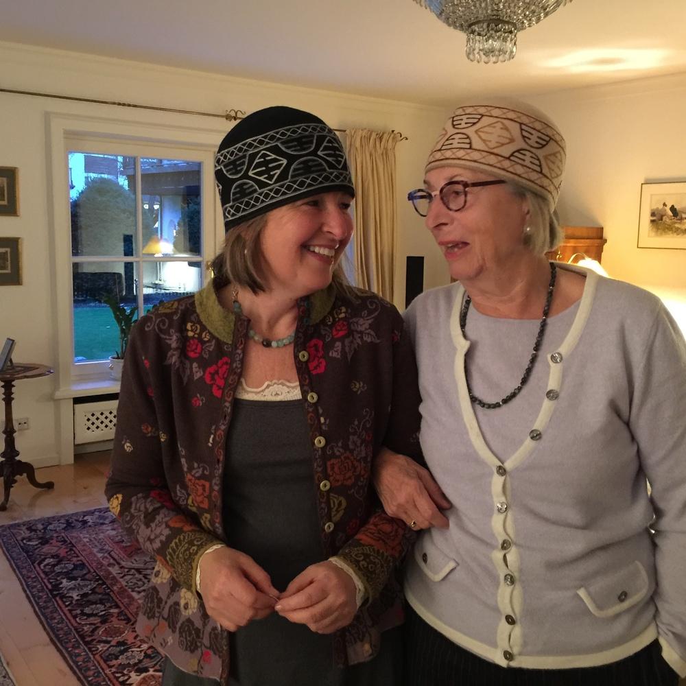 Danielle & Tante Nati