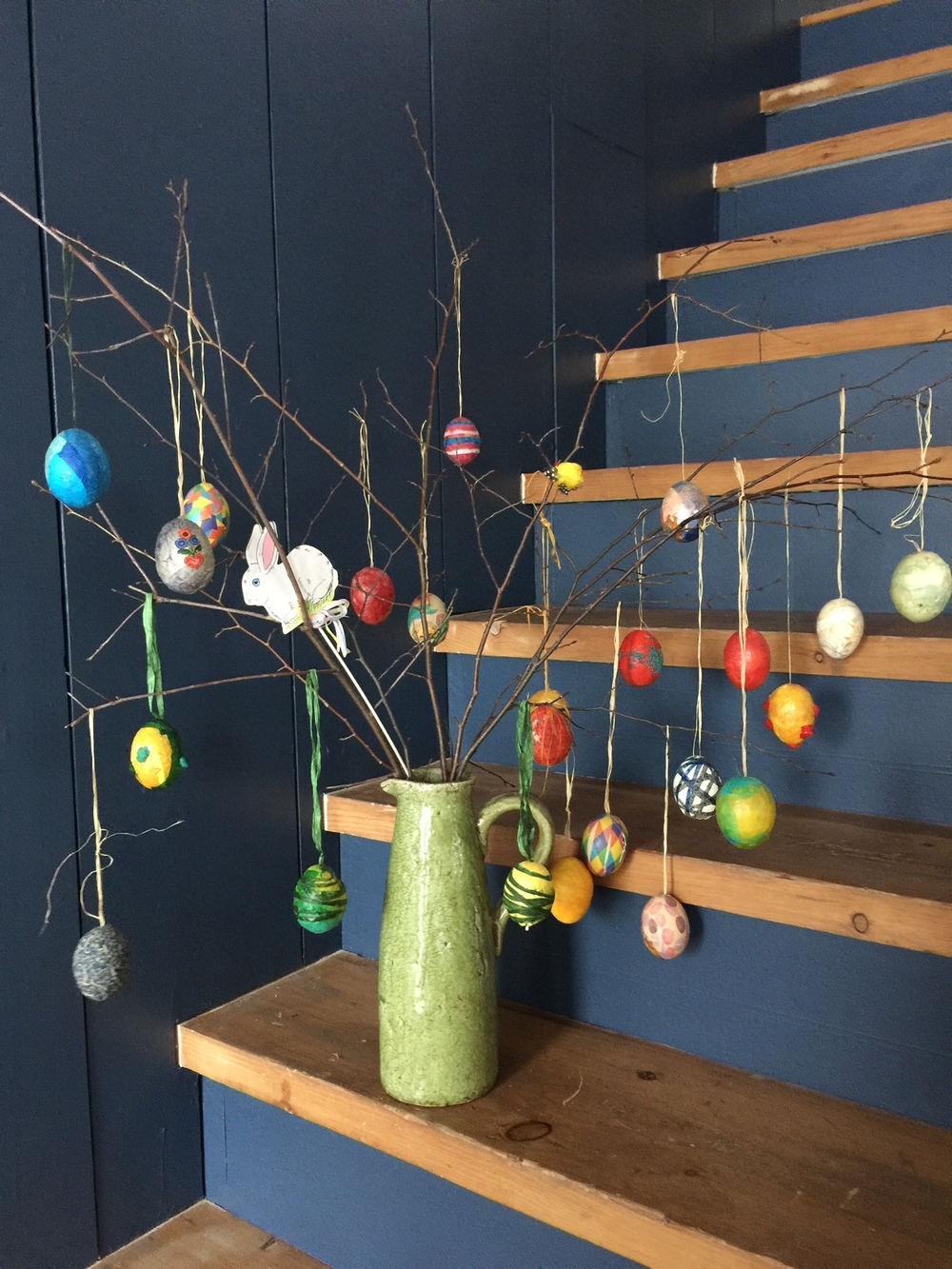 South Pond's Easter Egg Tree