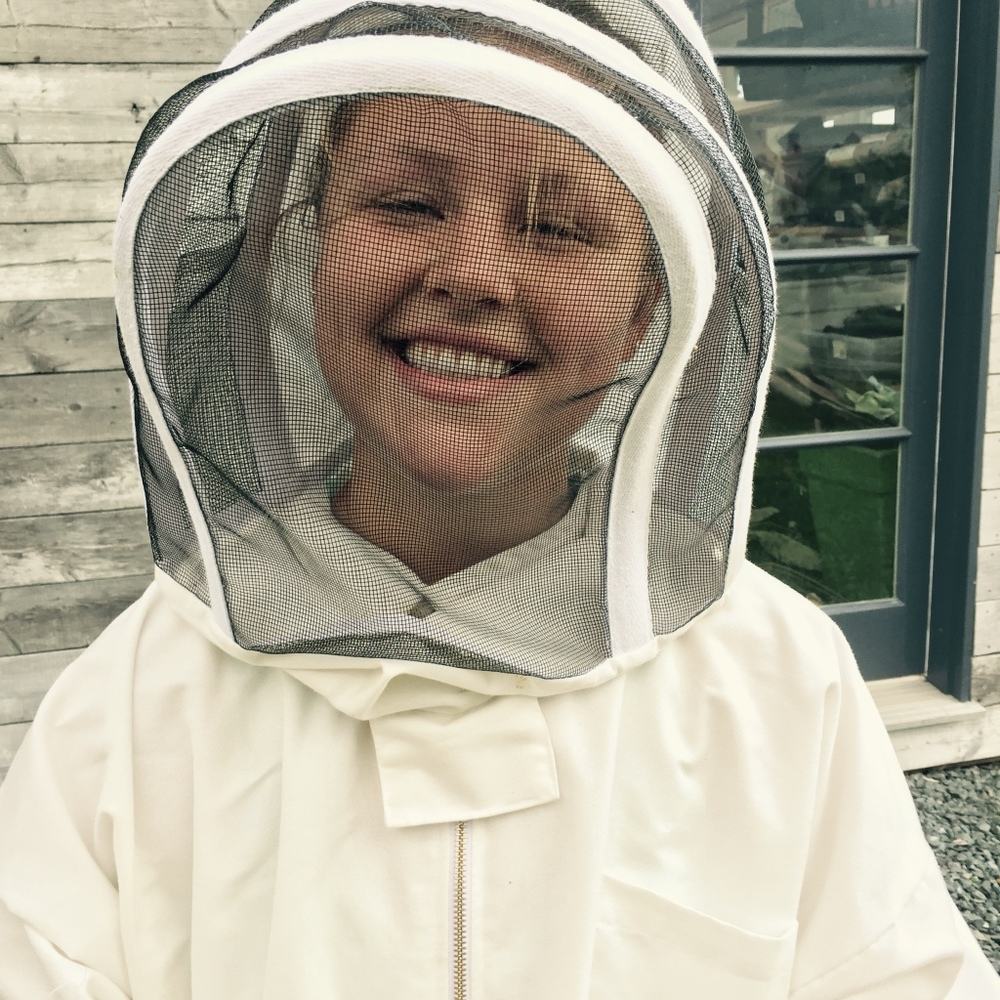 Bee Keeping at South Pond
