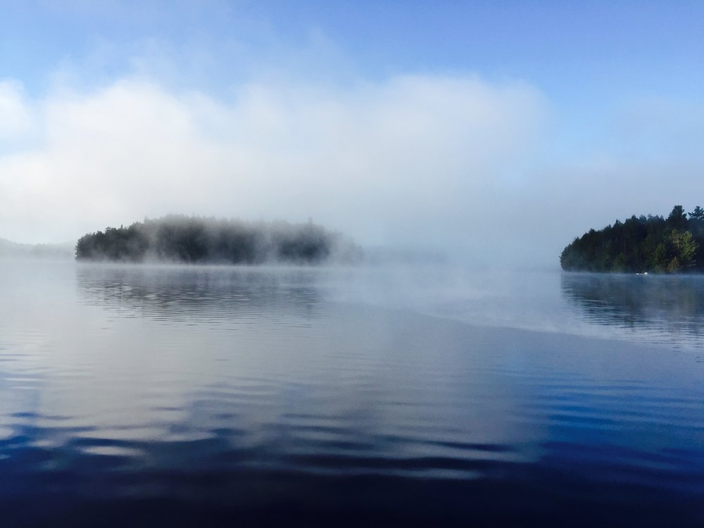 Algonquin Park Early Morning.