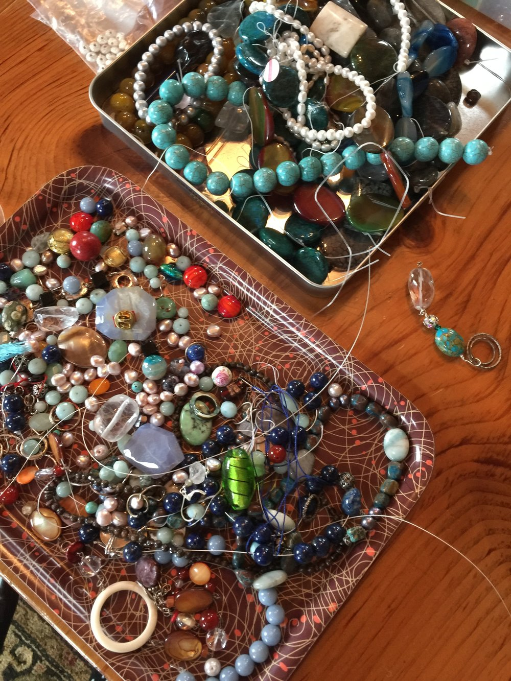 Beads, Booze and Beyond