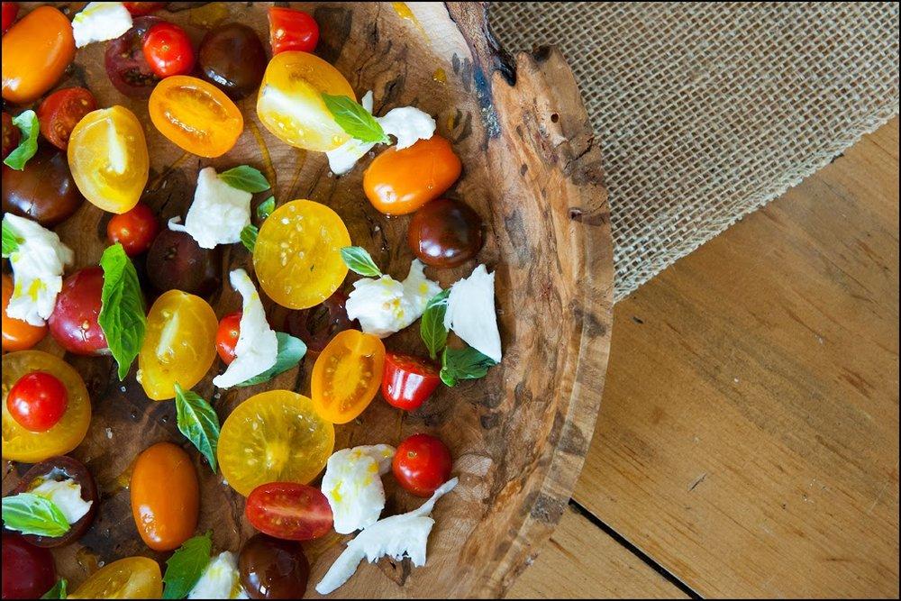 Fresh Tomatoes at South Pond Farms - tis the season!