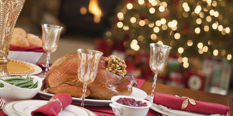 holiday turkey with fancy place settings.jpg