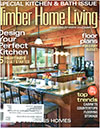 Timber Home Living; Special Edition of Kitchen and Bath Design for Martel Residence
