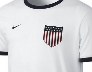 In 2013, a limited-time Centennial US Soccer crest was introduced. Fans were hyped for this new crest and even tried to send a petition to the President of the US Soccer Federation to have the Centennial crest replace the current US National Soccer crest. Unfortunately as you can see, this petition fell through.