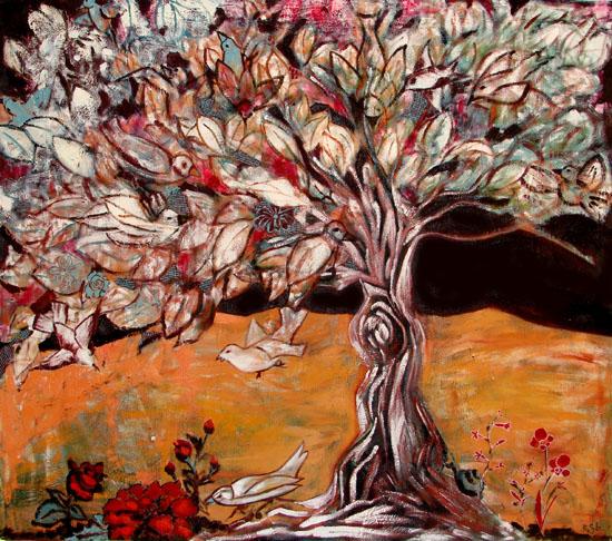 Joan the Maid's Fairy Tree