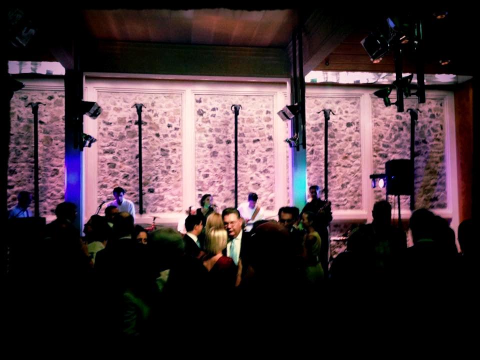 DORA Live @ Widder Bar (for GreenLamp Charity Dinner)