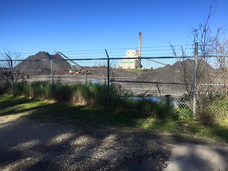 DTE Coal Plant