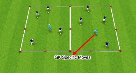 Goalkeeper Specific Movements