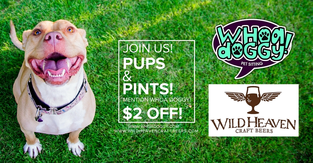 Mention Whoa Doggy! and get $2 off your admission!