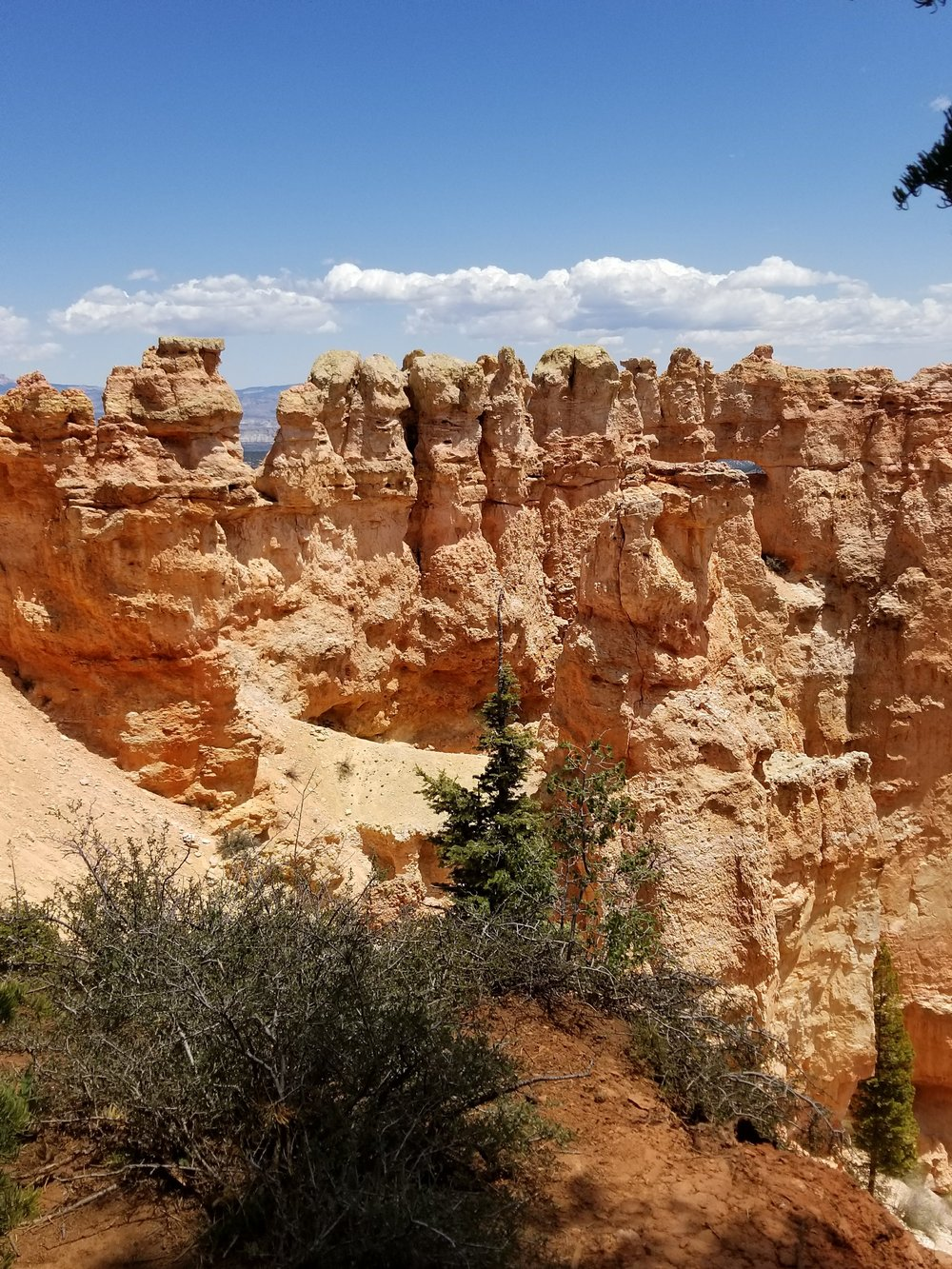 HooDoos in Bryce Canyon, UT