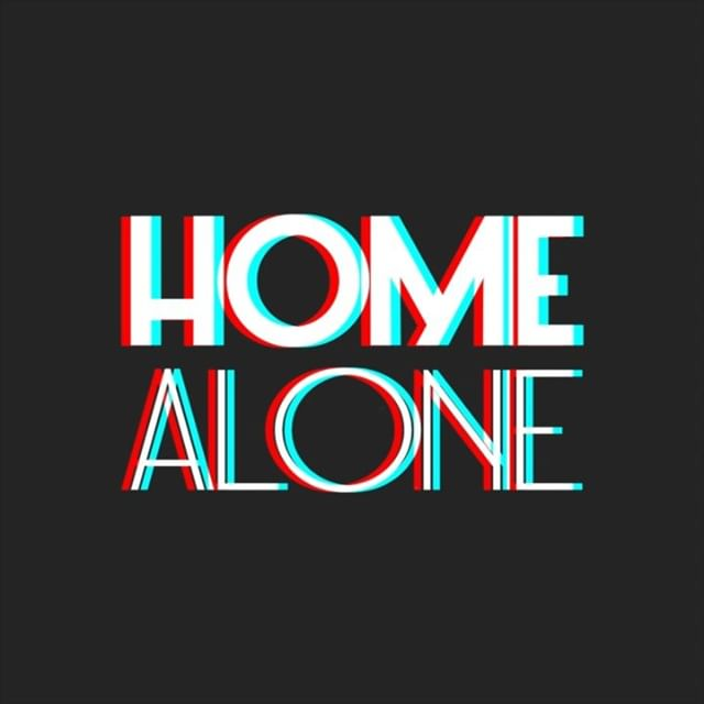 my new single Home Alone is available everywhere now 🙏🏻🎶 [sound on 🔊]