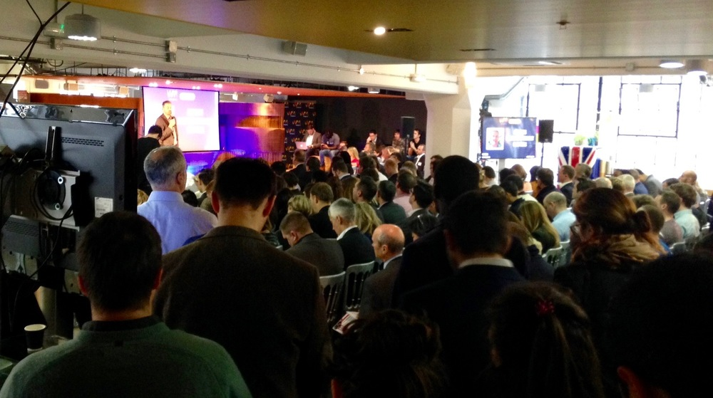 Wayra UK 2015 Demo Day