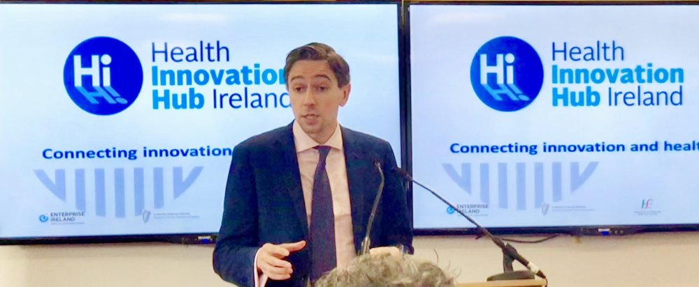 Minister for Health, Simon Harris