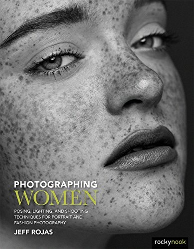 Photographing Women by Jeff Rojas -