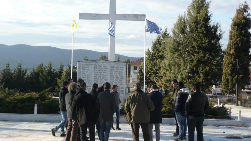 Επίσκεψη στο Μεσόβουνο