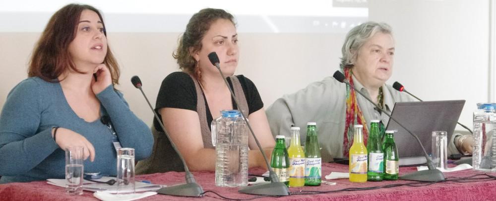 Workshop von Prof. Dr. Eleni Chodolidou und ihren Kolleginnen