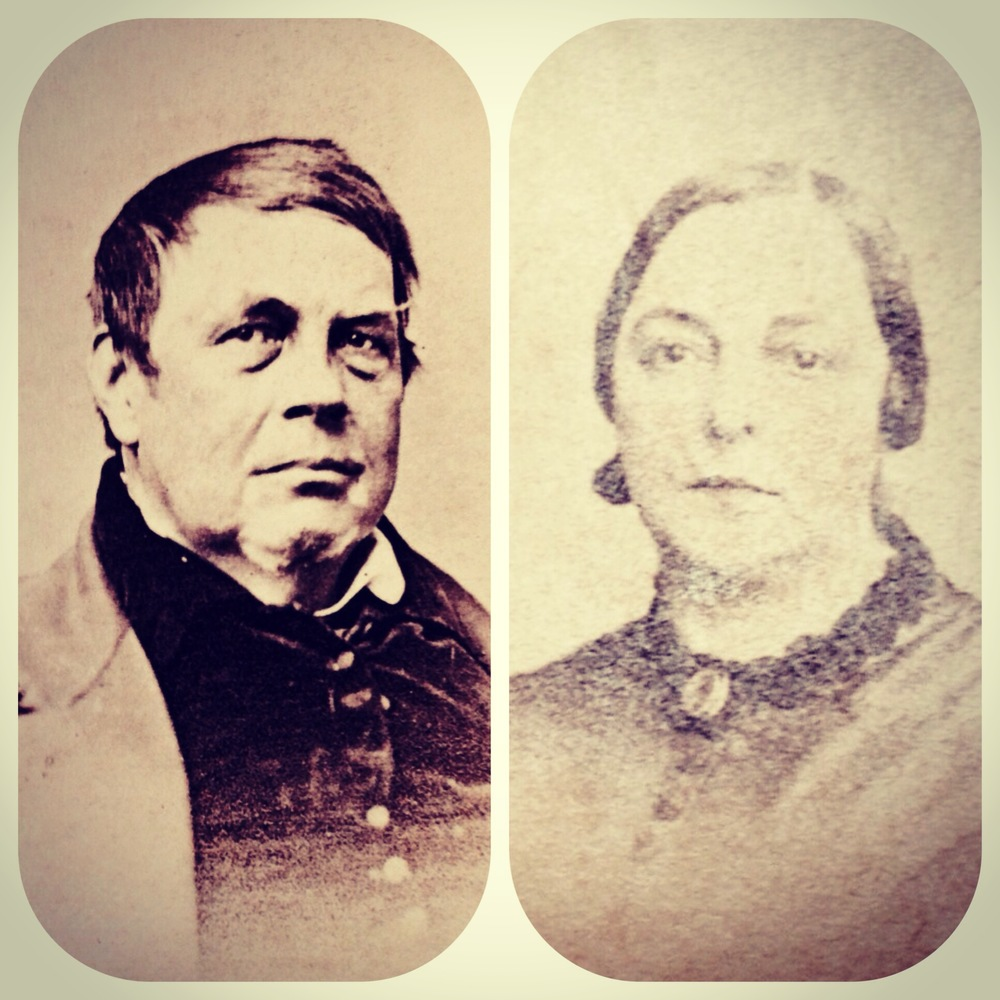 Maria and William Massie