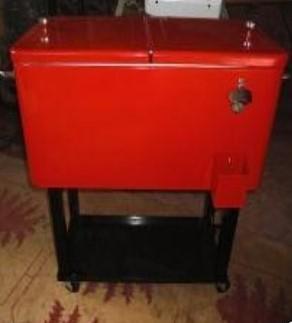 Vintage Drink Cooler