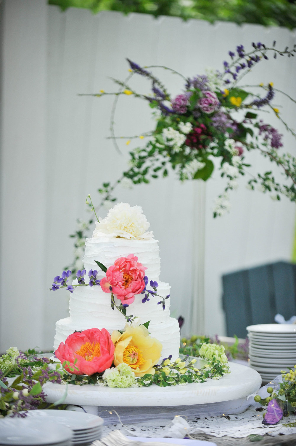 flower table arrangement