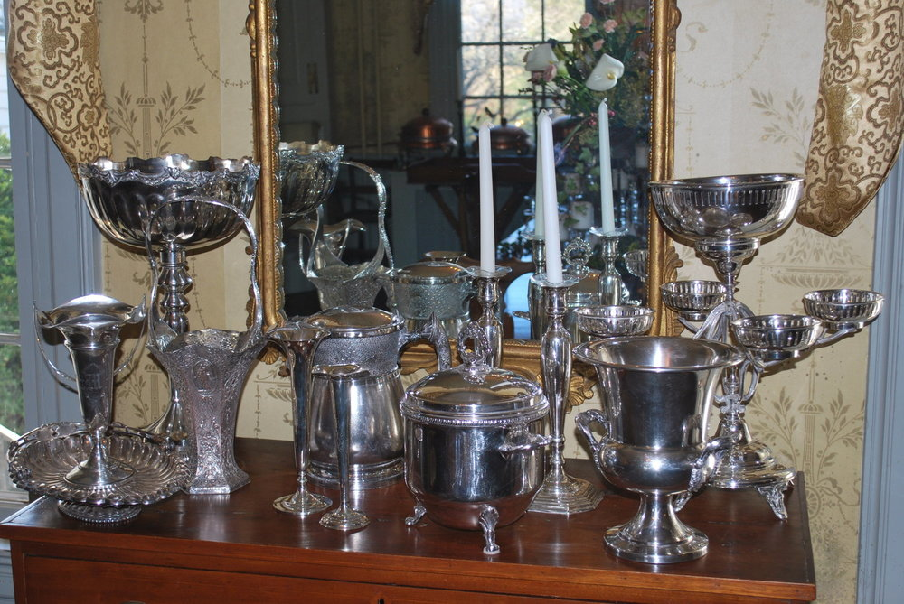 Assorted Silver Pieces Ask for pricing