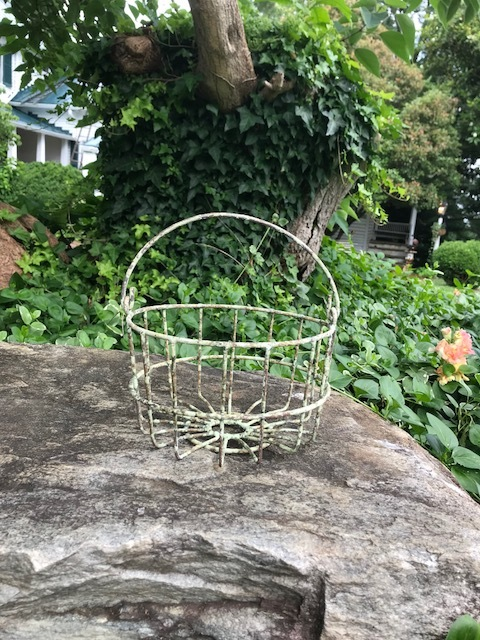 Wire Basket $10 each 25 Total